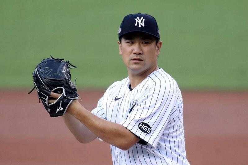 完全不同等級! 田中將大試投6種球路 捕手震驚