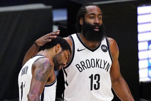 名嘴史密斯讚哈登NBA最佳球員 杜蘭特繼續缺陣 無緣與籃網共同挑戰8連勝