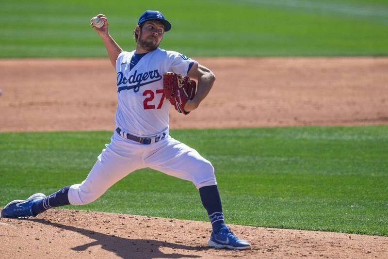 [MLB] 塞揚強投鮑爾迎來轉隊道奇後初登板 讚道奇合作無間