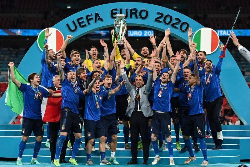 歐國盃決賽 義大利二度奪冠 延長賽PK戰3比2擊敗英格蘭